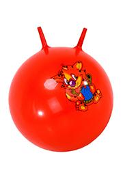 Мяч гимнастический с рожками, 75 см /91492/