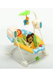 Электронный шезлонг-качалка Space Saver Swing&Seat /45098/
