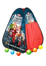 Палатка игровая Avengers + 100 шариков /913938/