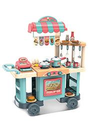 Игровой набор FAST FOOD на колёсах /388418/