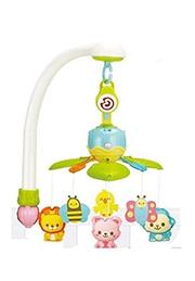 Карусель на кроватку Baby Toys /438991/