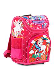 Ghiozdan școlar Pink Unicorn /050727/