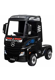 Electromobil ACTROS Black