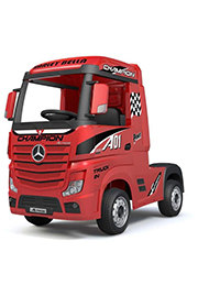 Electromobil ACTROS Red