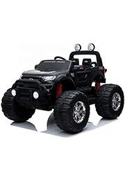 Electromobil RIDER Black