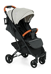 Carucior p/u copii Glamvers ISABEL Light Grey