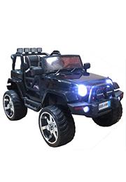 Electromobil SAFARI CAR Black