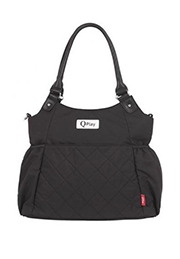 Сумка для мамы TOTE + termobox QPlay Black/10040140002/