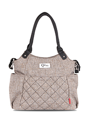Сумка для мамы TOTE + termobox QPlay CAMEL /10040140003/