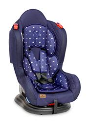 Scaun auto 0-25 kg Lorelli JUPITER+SPS Dark Blue Crowns