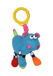 Игрушка подвеска вибро HIPPO, Lorelli /1019074/