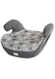Автокресло-бустер 15-36 kg TEDDY Grey STARS