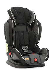Автокресло 9-36 kg Lorelli MAGIC+SPS Premium Black
