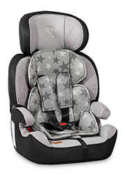 Scaun auto  9-36 kg Lorelli NAVIGATOR Grey STARS