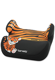 Scaun auto buster 15-36 kg TOPO COMFORT TIGER Black-Orange