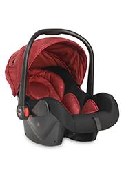 Автокресло 0-13 кг Lorelli PLUTO BLACK&RED 2020