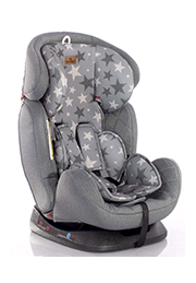Автокресло 0-36 kg Lorelli GALAXY Grey Stars