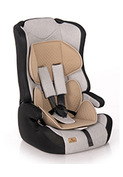 Автокресло 9-36 kg Lorelli SUNRISE Light&Dark Grey Rhombus