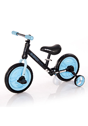 Bicicleta 2-in-1 Lorelli ENERGY Black&Blue