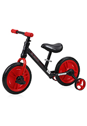 Bicicleta 2-in-1 Lorelli ENERGY Black&Red