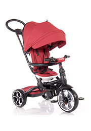 Tricikleta Q-Play PRIME Red