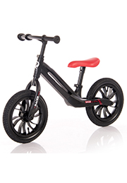 Bicicleta fara pedale QPlay RACER Black&Red