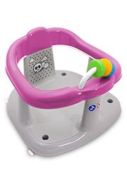 Сиденье в ванну Lorelli PANDA Pink