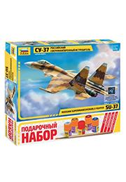 Сборная модель - Российский сверхманевренный истребитель Су-37 /172419/