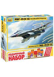 """Сборная модель - Российский истребитель """"МиГ-29"""" (9-13) /172785/"""