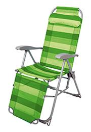 Кресло-шезлонг складное Ника /750003/