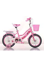 Bicicleta pentru copii 4-6 ani, Pink /678265/