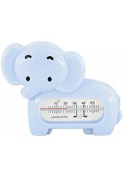 Termometru de baie si camera Elephant Blue /010147/