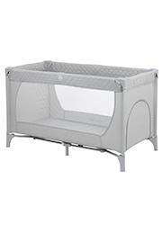 Кровать-манеж Glamvers Merabell 1 Levels Grey /020388/