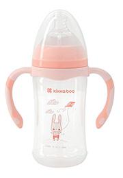 Бутылочка анти-коликовая, 260 мл, Peach Cloud /020607/