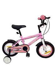 """Bicicleta 2-4 ani, Makani 12"""" Windy Pink /040543/"""