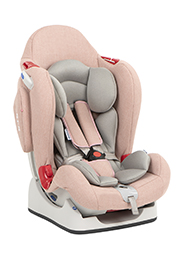 Автокресло 0-25 кг O`Right SPS Pink /60316/