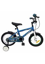 """Bicicleta 3-5 ani, Makani 14"""" Windy Blue /6040567/"""