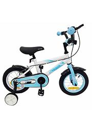 """Bicicleta 3-5 ani, Makani 14"""" Windy White /6040581/"""