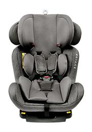 Scaun auto 0-36 kg Glamvers 4 Safe Isofix Dark Grey /70490/