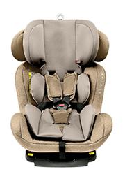 Scaun auto 0-36 kg Glamvers 4 Safe Isofix Beige /70513/