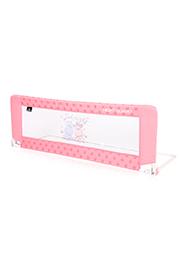 Защитный барьер для кровати Lorelli NIGHT GUARD Pink Hippo /10180022028/