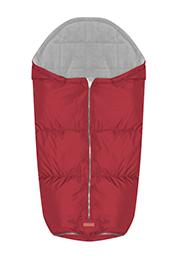 Sac de iarna pentru carucior Lorelli Red /20051080205/
