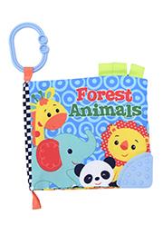 Мягкая книжка для малышей Forest Animals /10191310001/