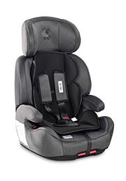 Автокресло 9-36 kg Lorelli IRIS Isofix Black 2021