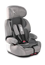 Автокресло 9-36 kg Lorelli IRIS Isofix Grey 2021