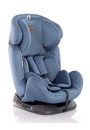 Автокресло 0-36 kg Lorelli GALAXY Blue