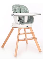 Стульчик для кормления 3-в-1 Lorelli NAPOLI Blue Surf Bears