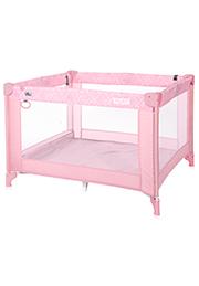 Манеж детский Lorelli PLAY Pink Blossom