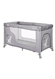 Кровать-манеж Lorelli MOONLIGHT 1 Grey Fun