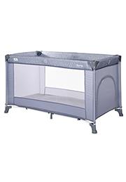 Кровать-манеж Lorelli TORINO 1 Silver Blue